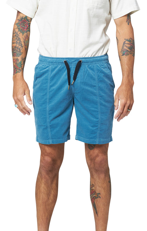 Johnson Short - Dusty Blue