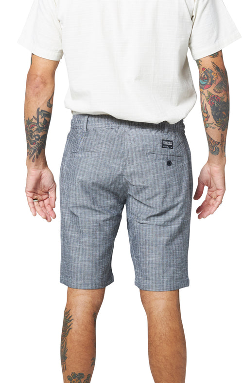 Breakaway Short - Dark Grey