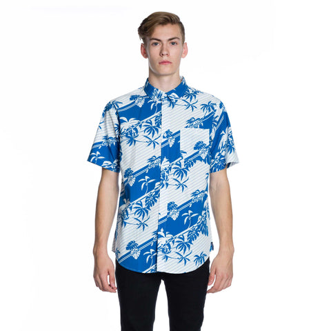 Palm Beach Shirt - Blue