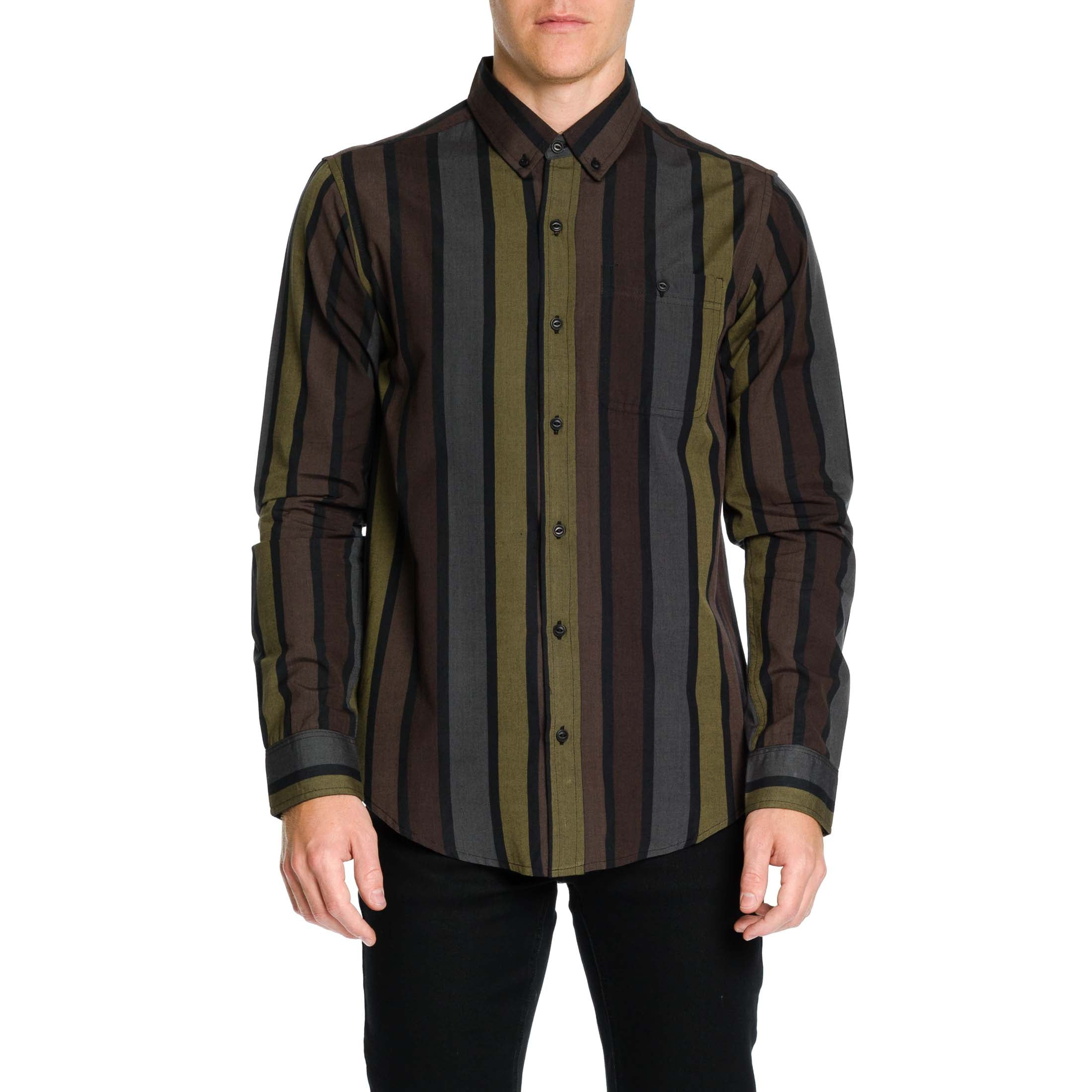 Cooper Shirt - Black - Ezekiel Clothing