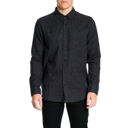 Everett Shirt - Black