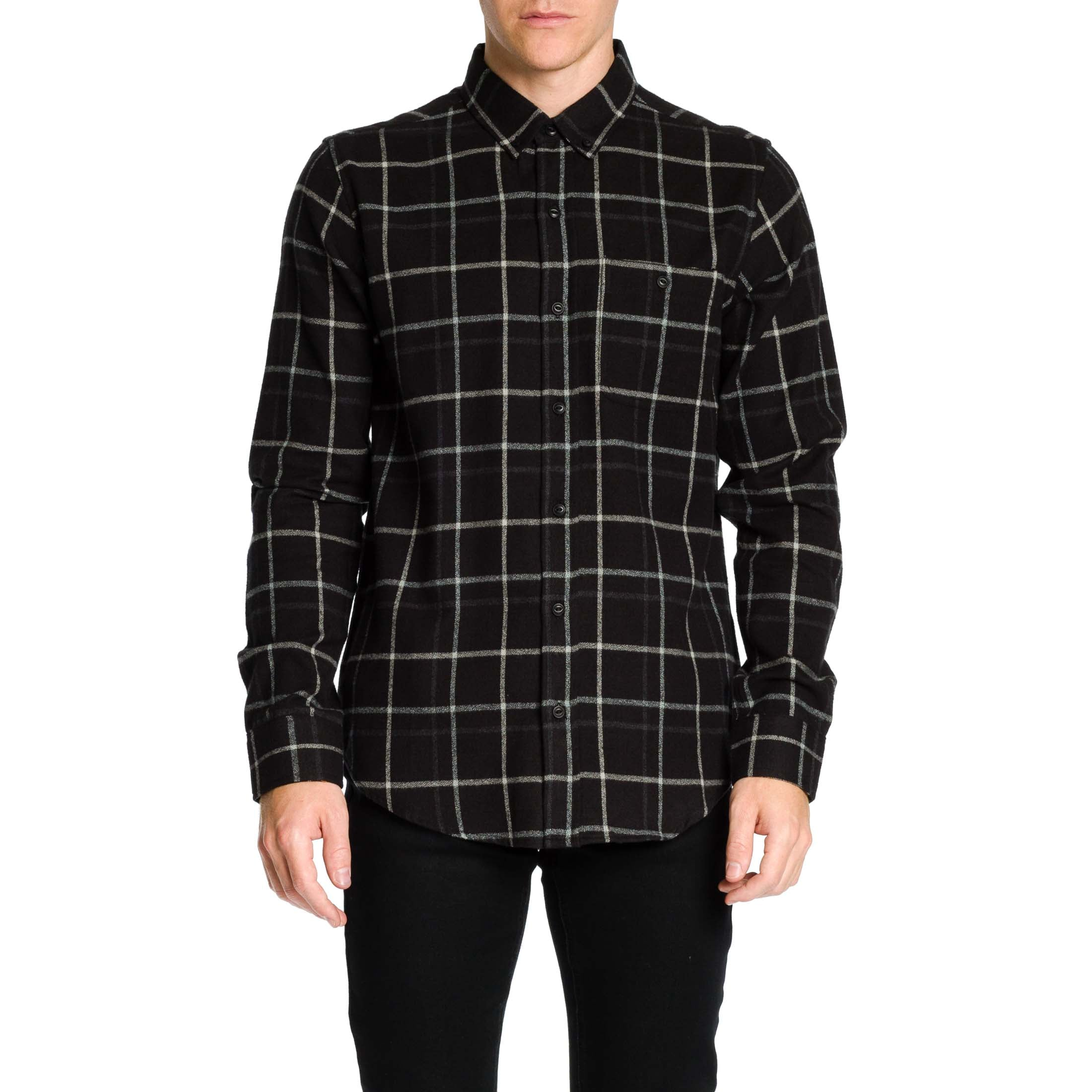 Bridges Shirt - Black - Ezekiel Clothing