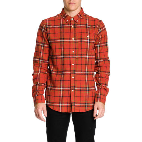 Servold Shirt - Rust