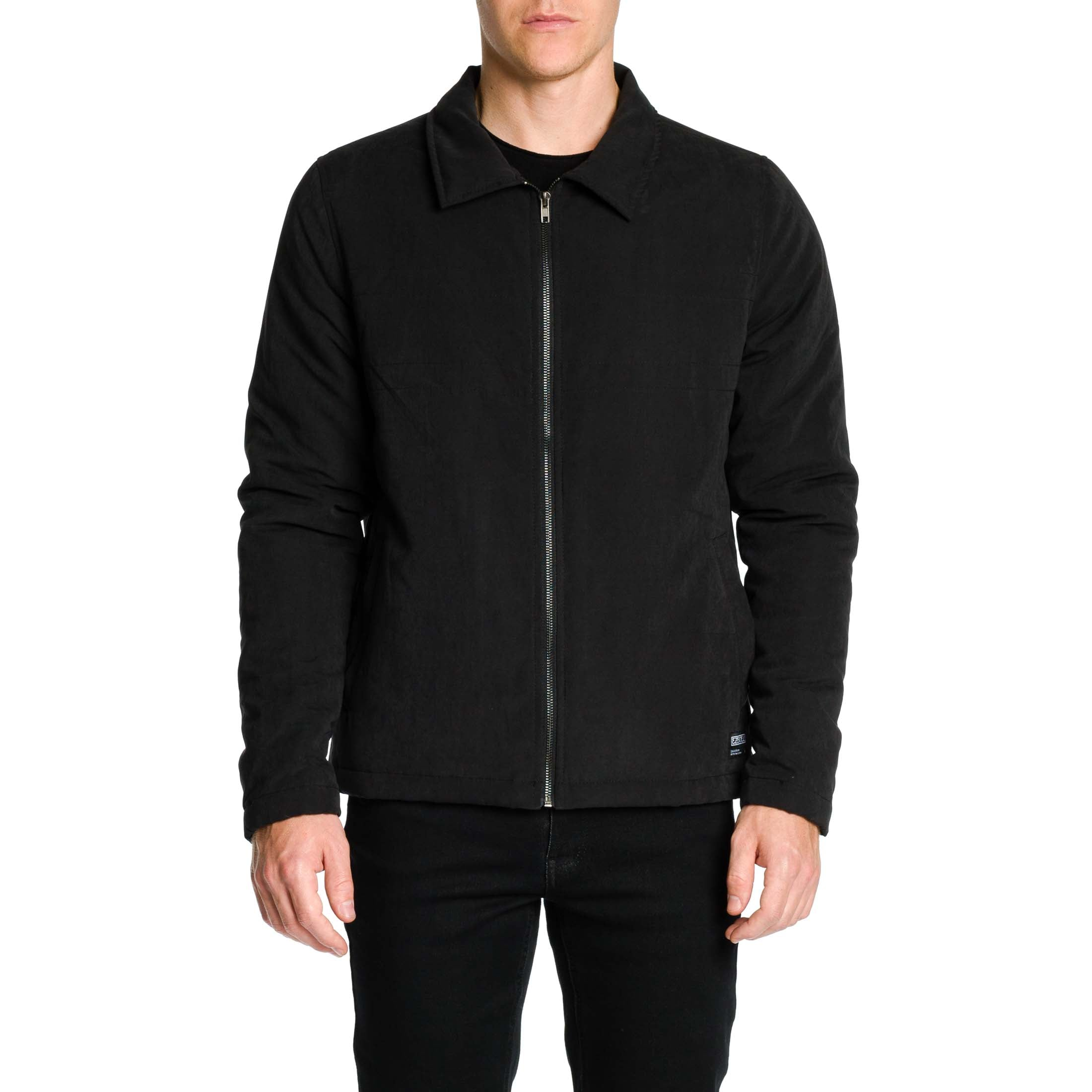 Navigate Jacket - Black - Ezekiel Clothing