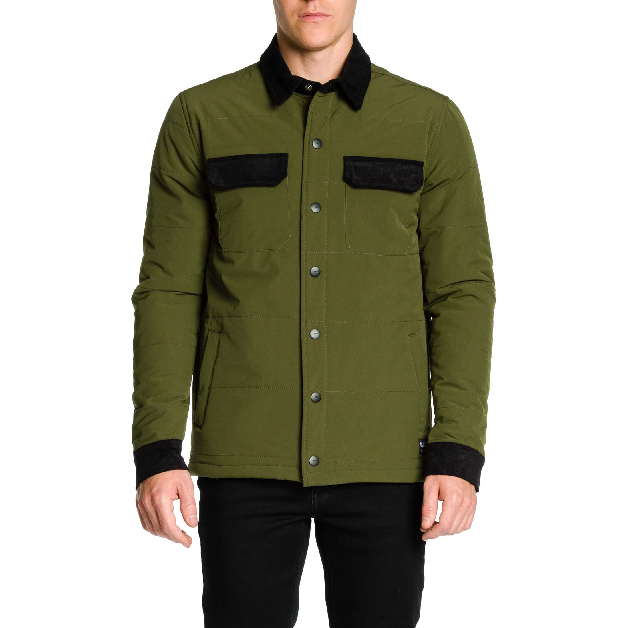 Ironwood Jacket - Military Green