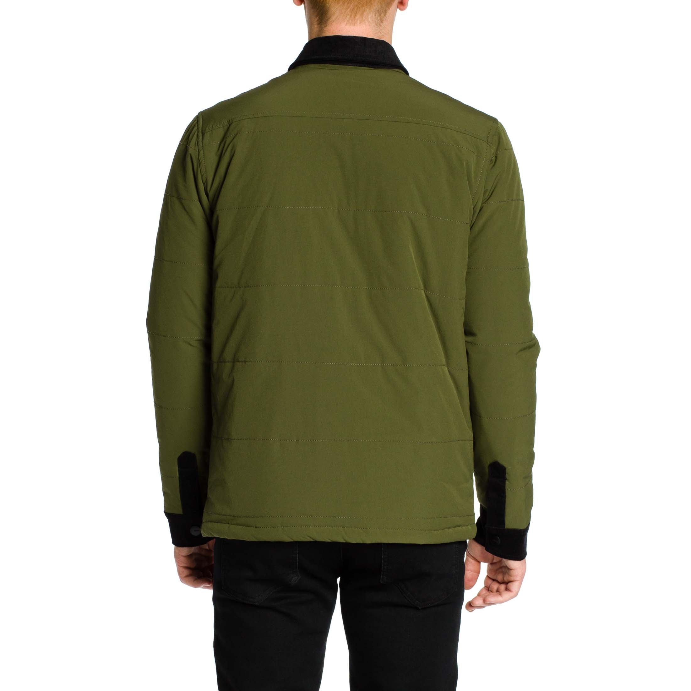 Ironwood Jacket - Military Green - Ezekiel Clothing