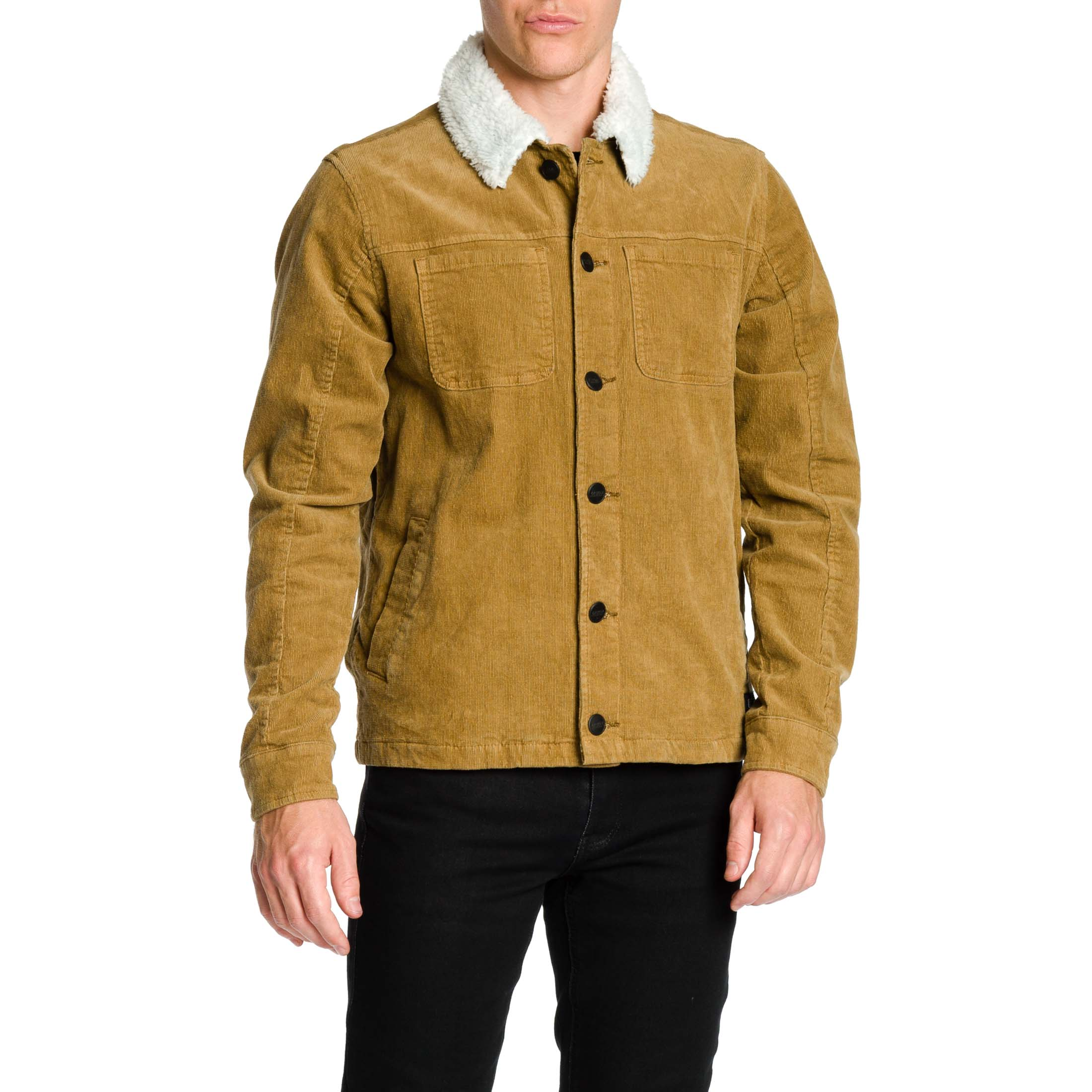 Karter Jacket - Tobacco - Ezekiel Clothing