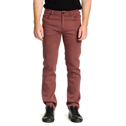 Now Denim - Merlot - Ezekiel Clothing