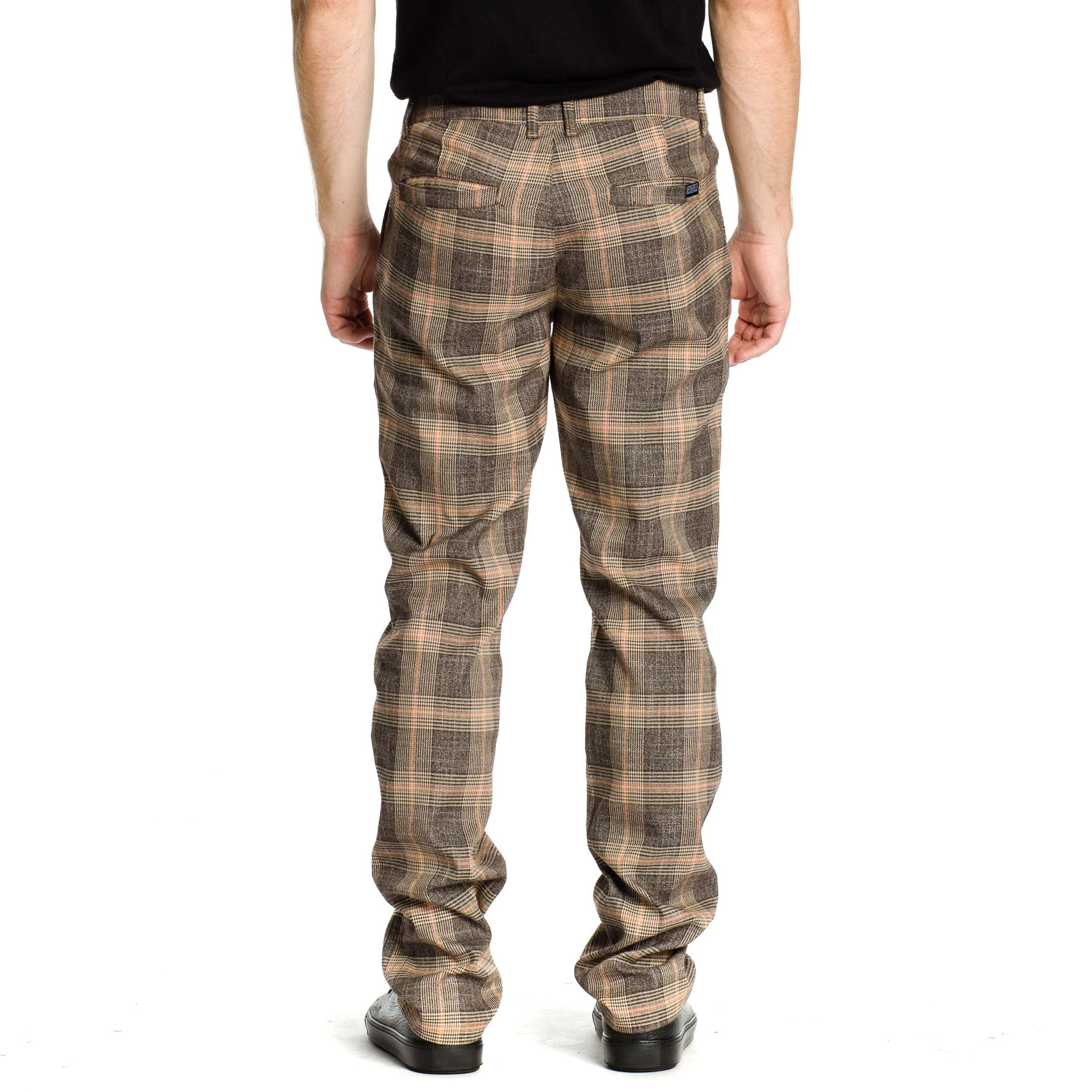 El Cholo Pant - Brown - Ezekiel Clothing