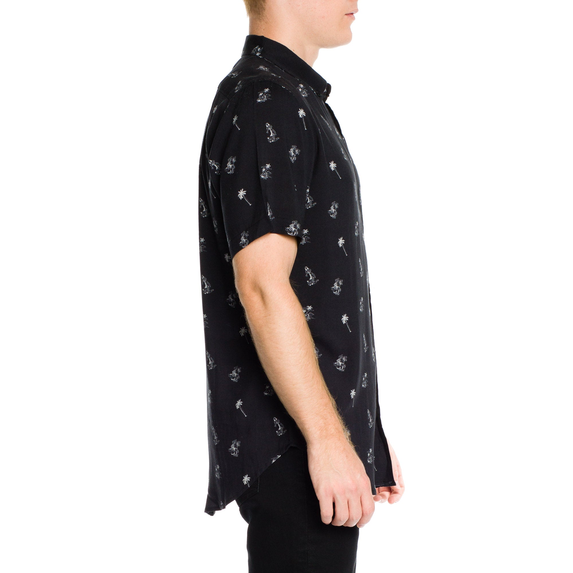 Vacation Shirt - Black - Ezekiel Clothing