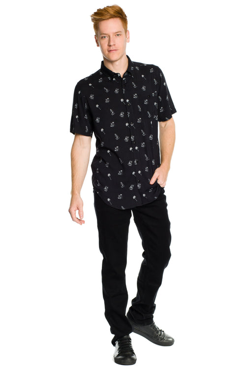 Vacation Shirt - Black