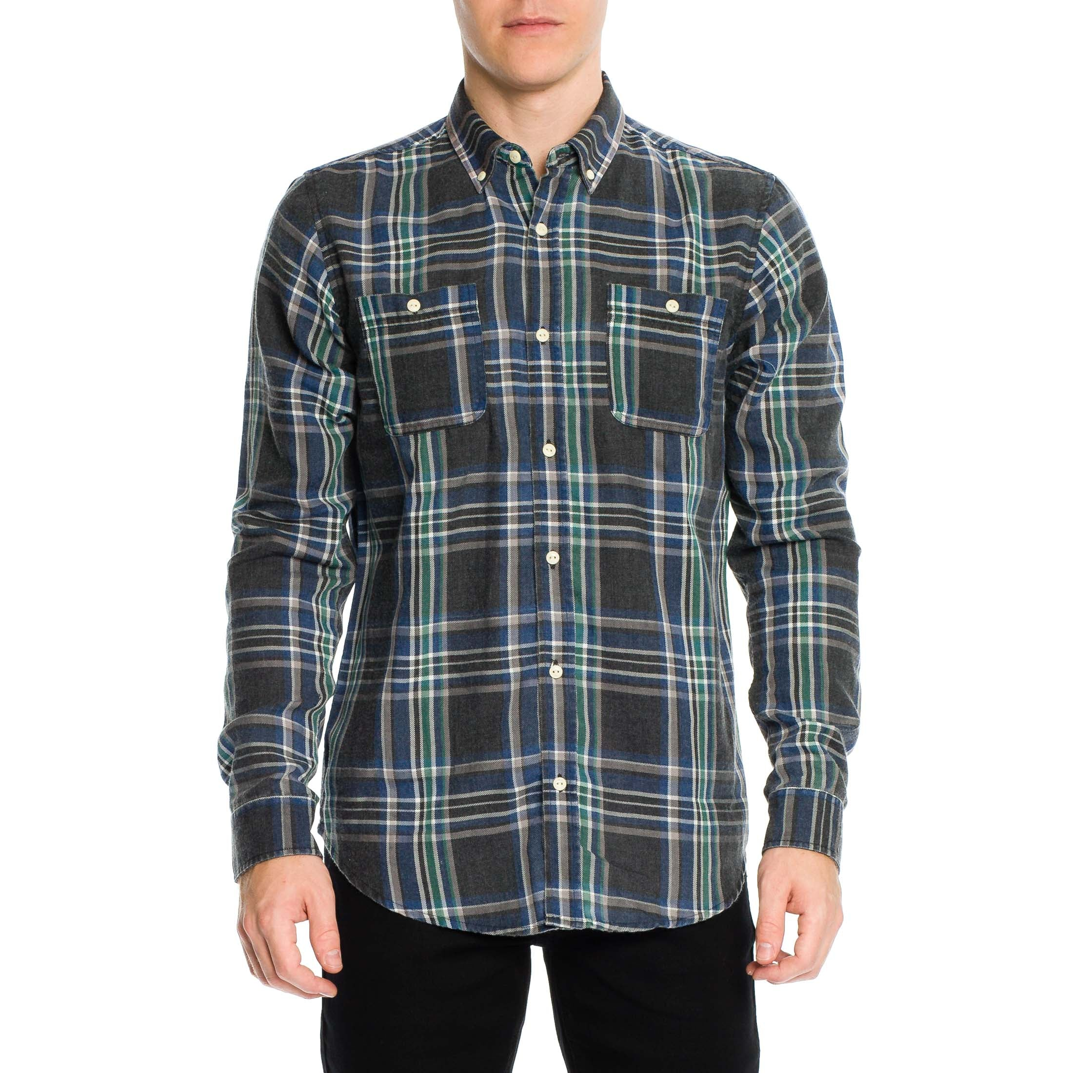 Soho Shirt - Black - Ezekiel Clothing