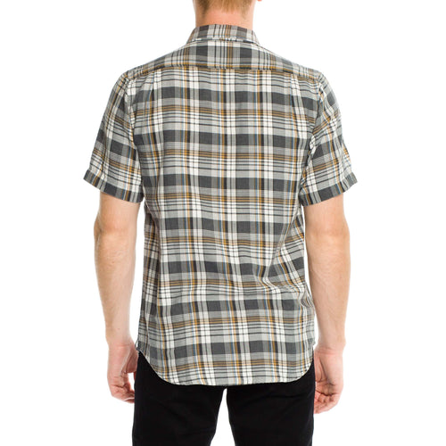 Highgarden Short Sleeve Shirt - Black