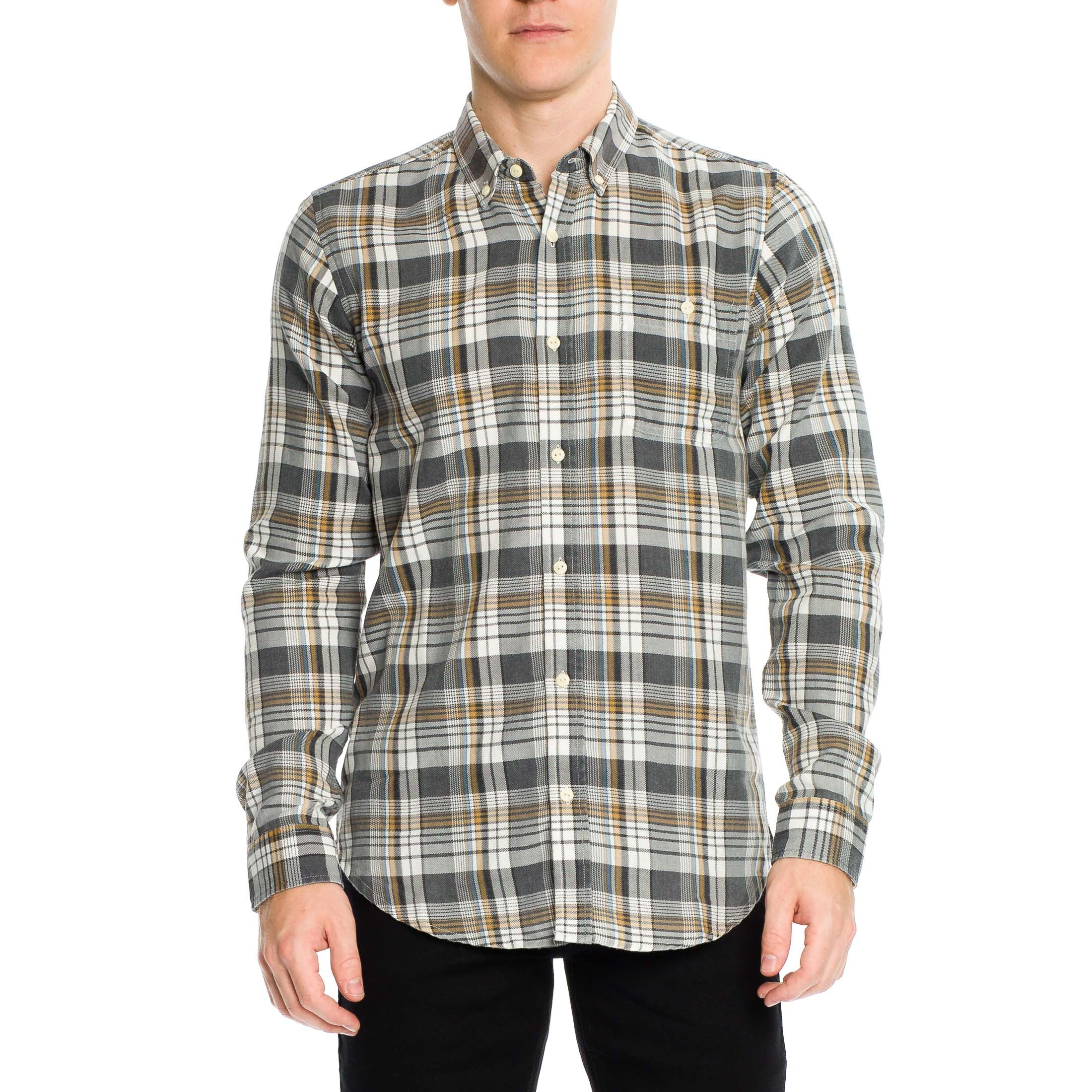 Highgarden Shirt - Black - Ezekiel Clothing