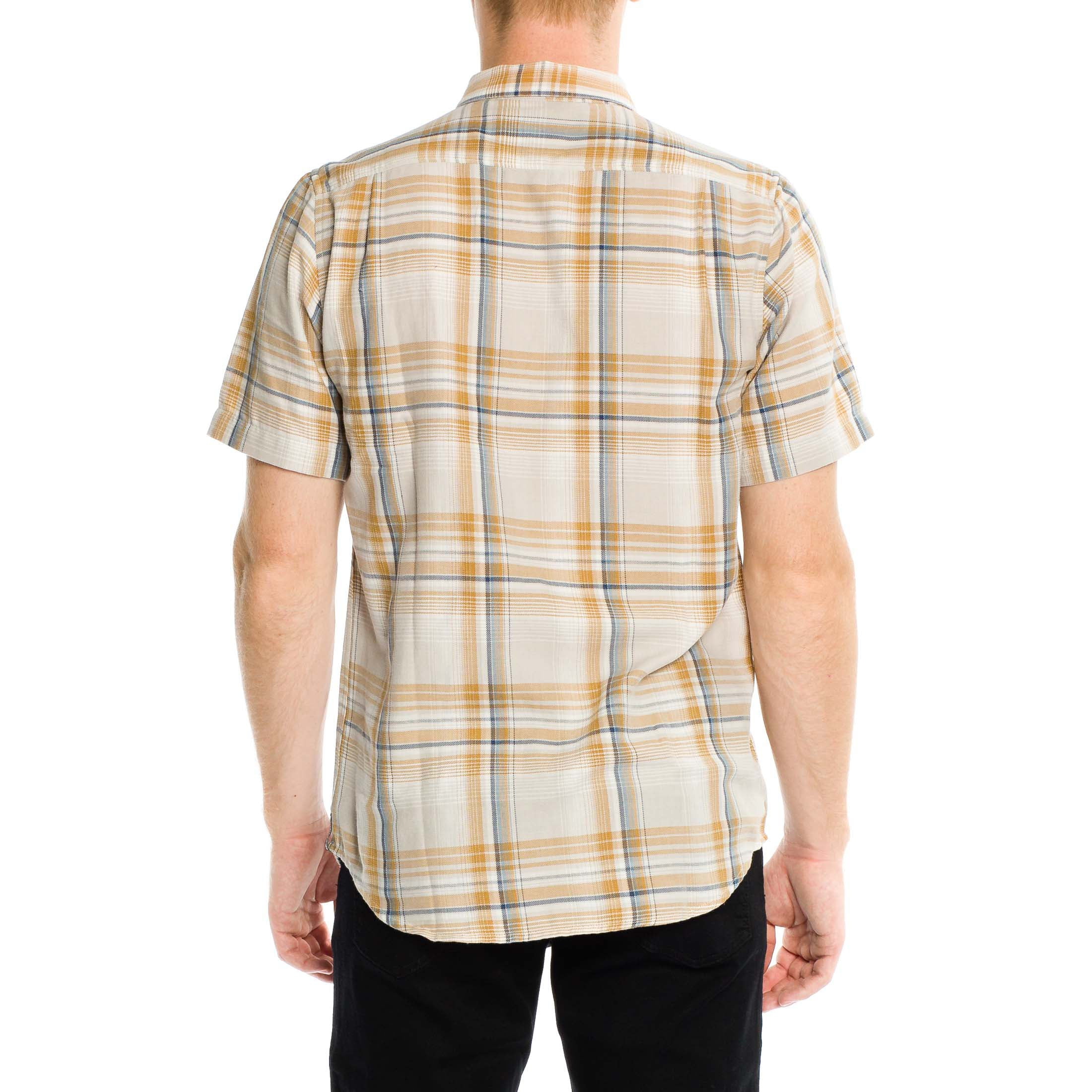 Miles Short Sleeve Shirt - Linen - Ezekiel Clothing