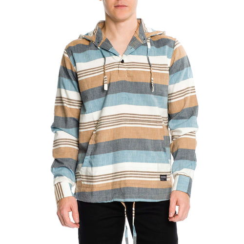 Kanyon Pullover - Blue Haze