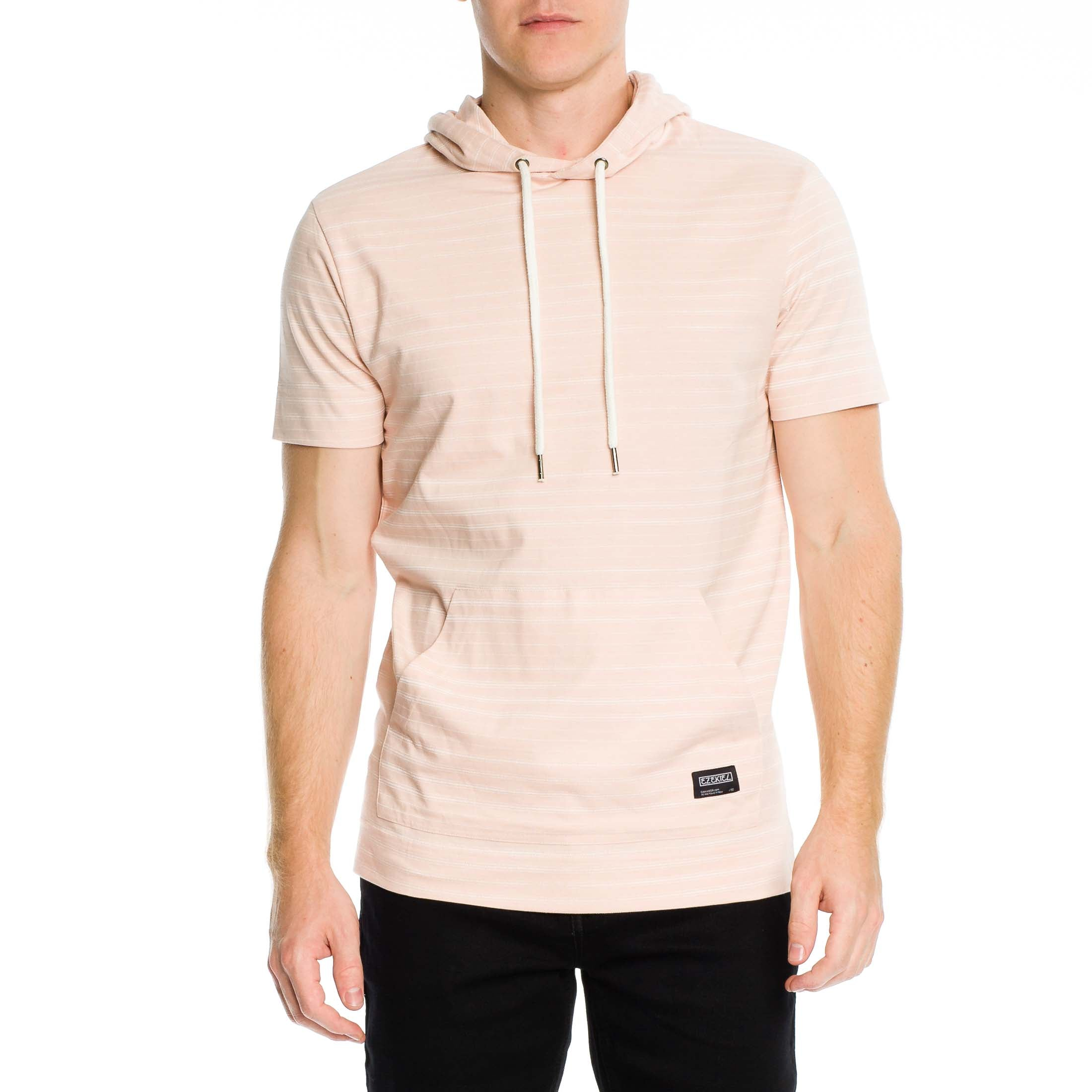 Clement Pullover - Rose - Ezekiel Clothing