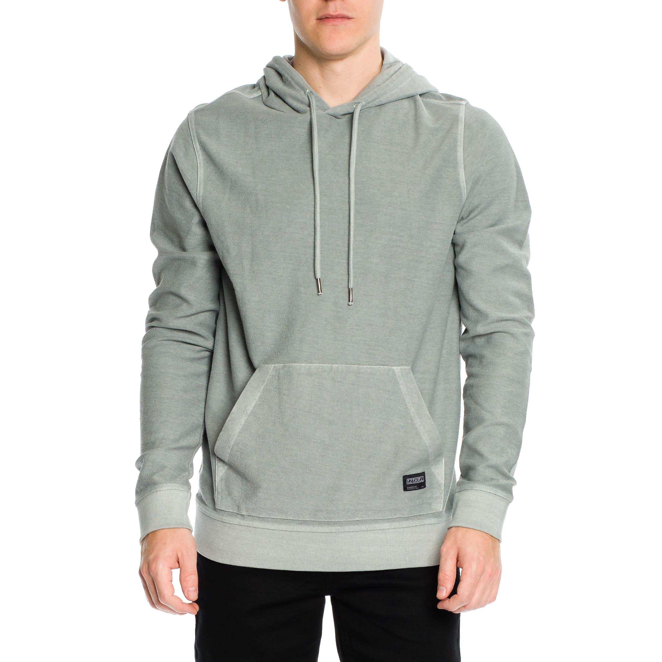 Riptide Pullover - Grey - Ezekiel Clothing