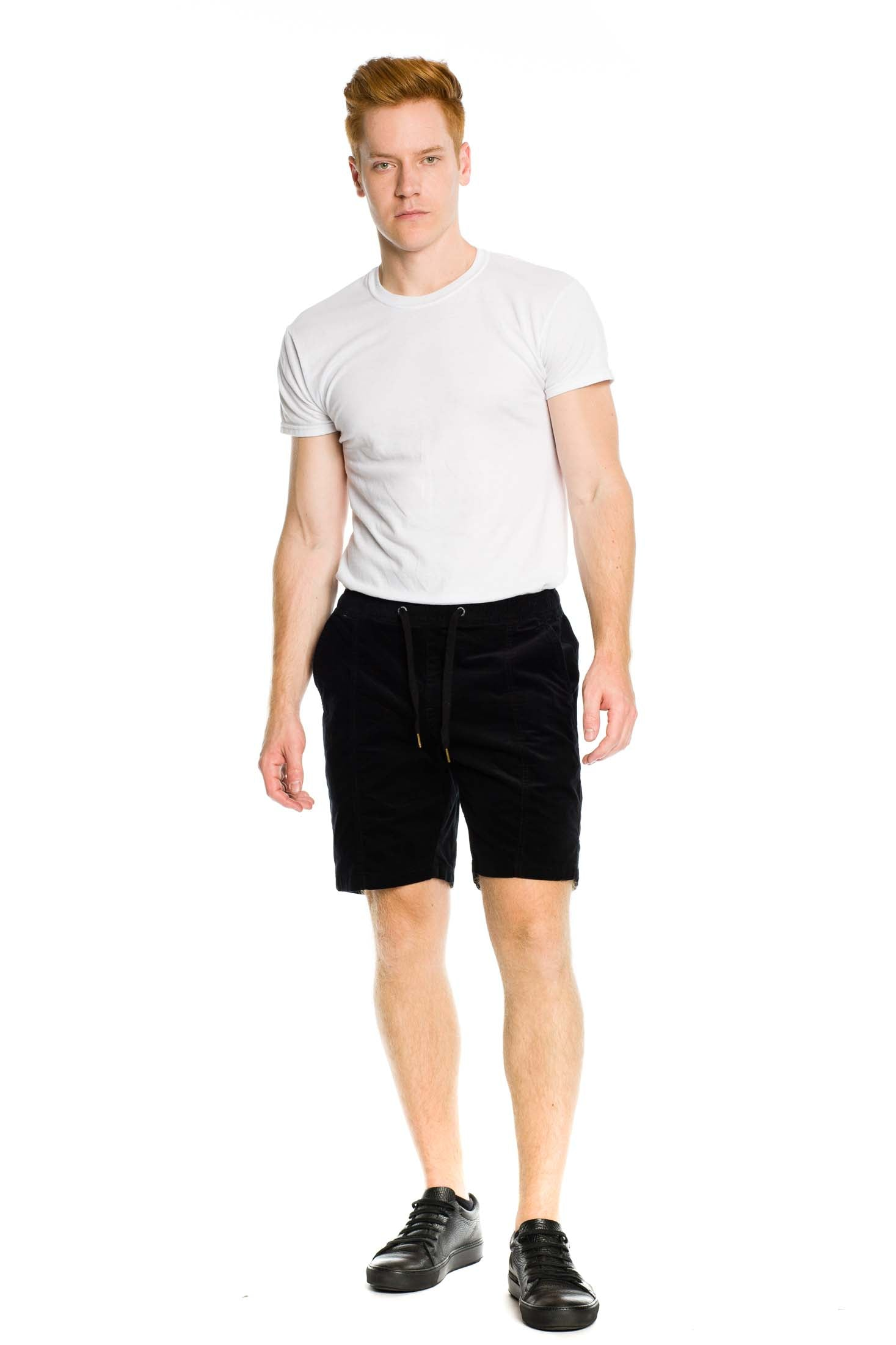 Johnson Short - Black - Ezekiel Clothing
