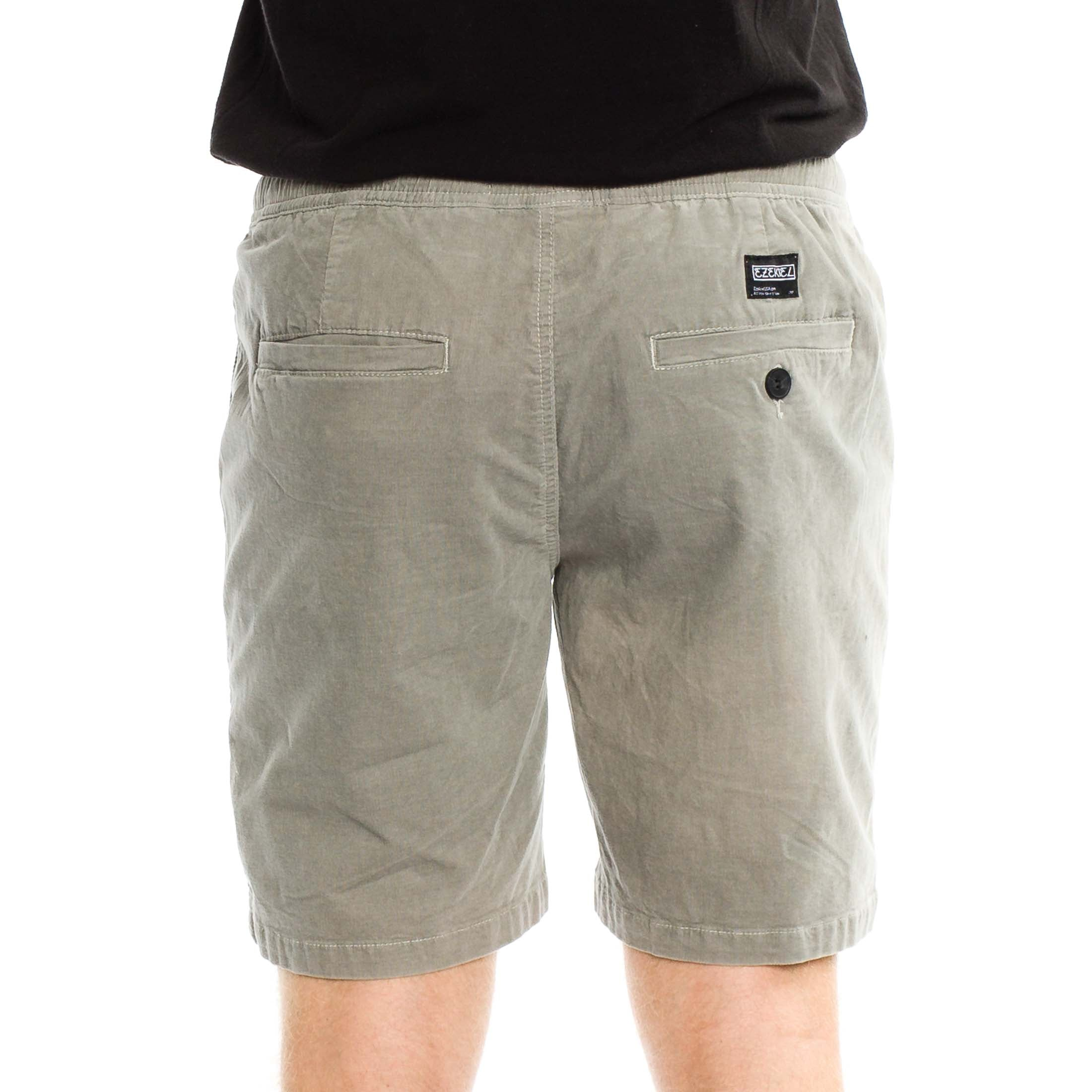 Johnson Short - Grey - Ezekiel Clothing