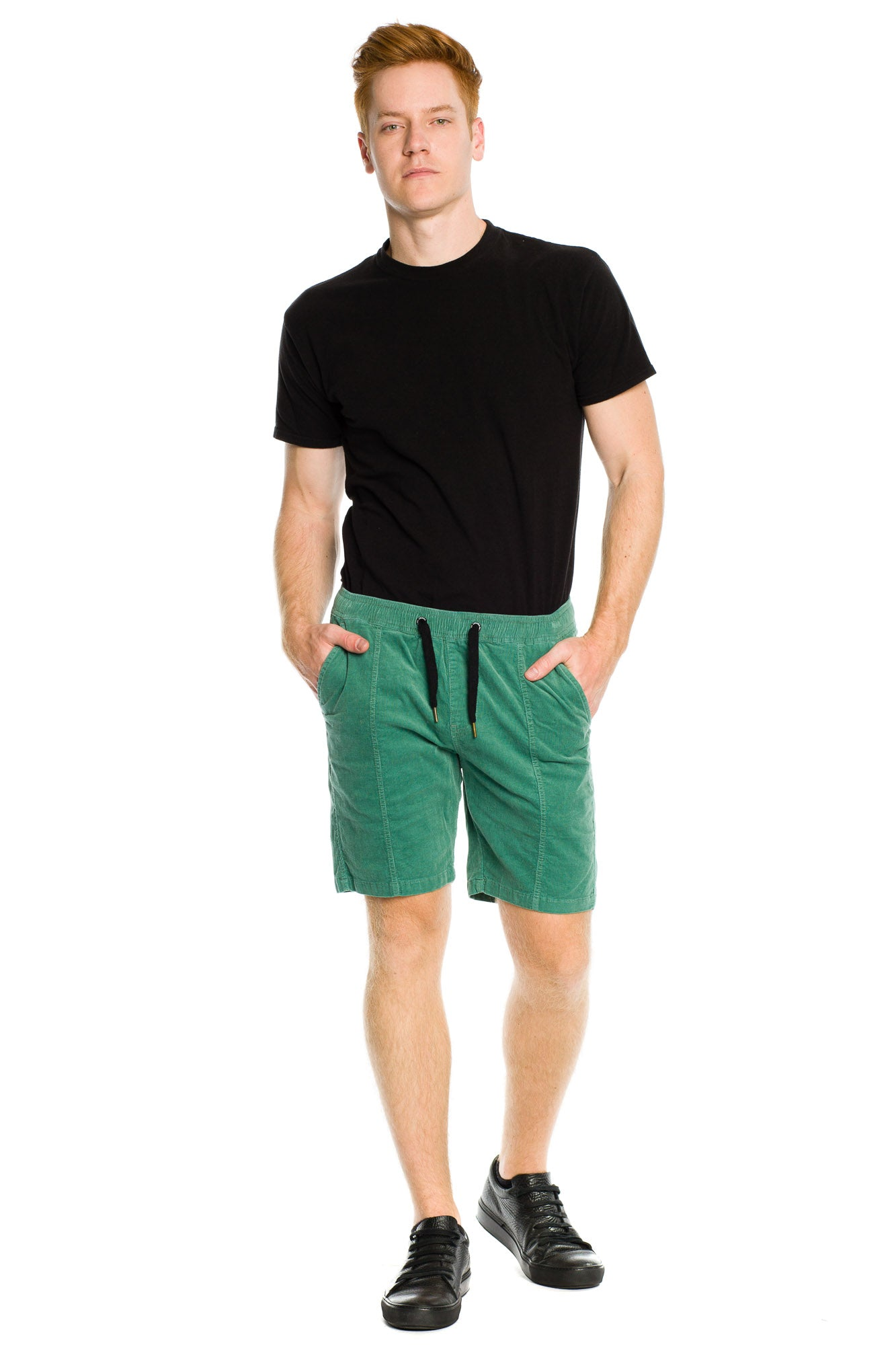 Johnson Short - Sage Green - Ezekiel Clothing