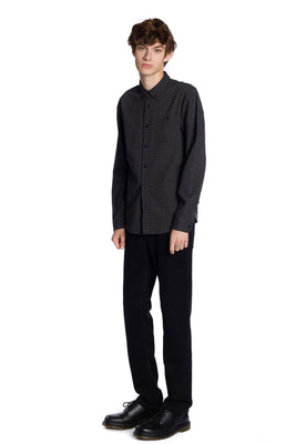 Franklin Shirt - Black