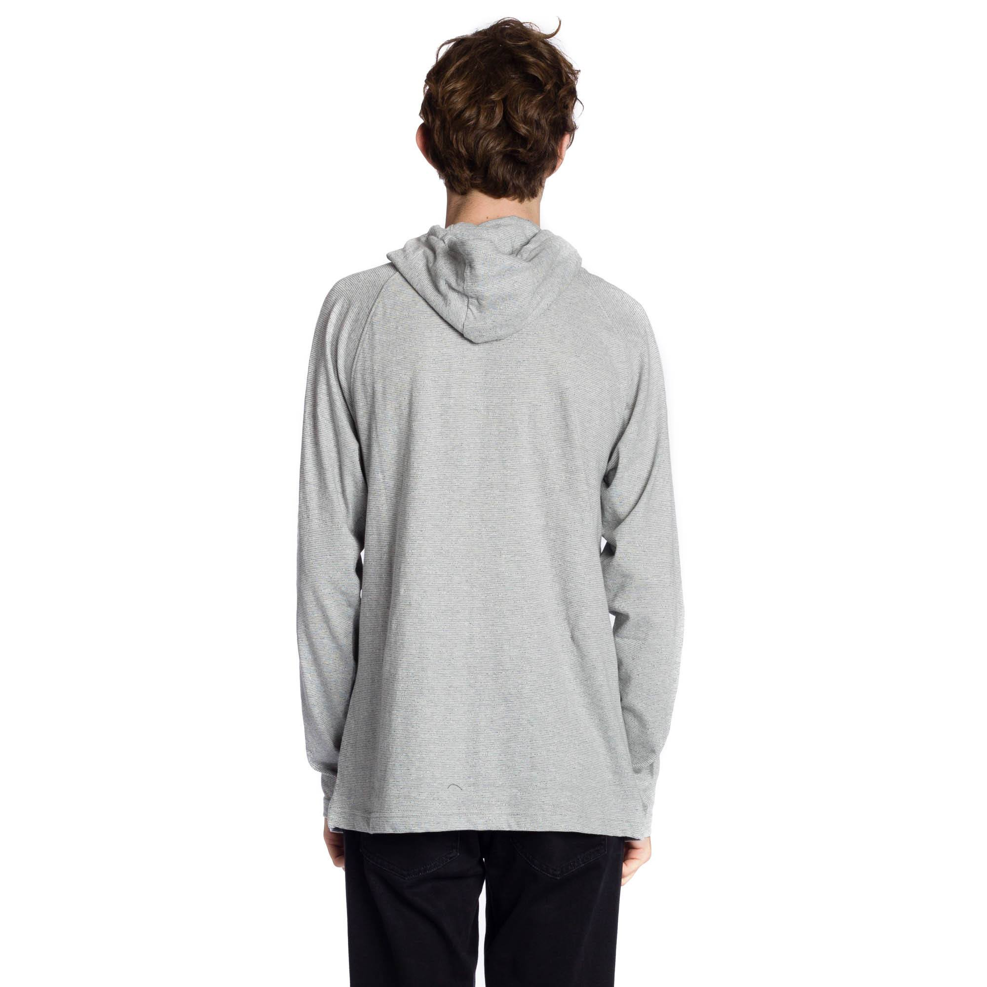 Bowie Hooded Pullover - Bone