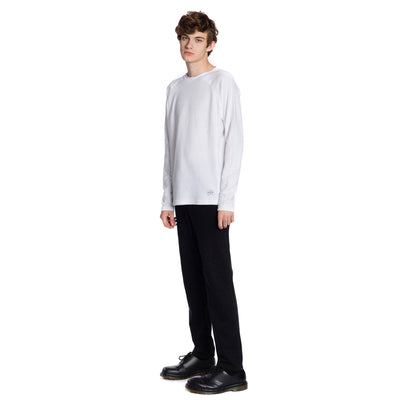 Greyson Pullover - White