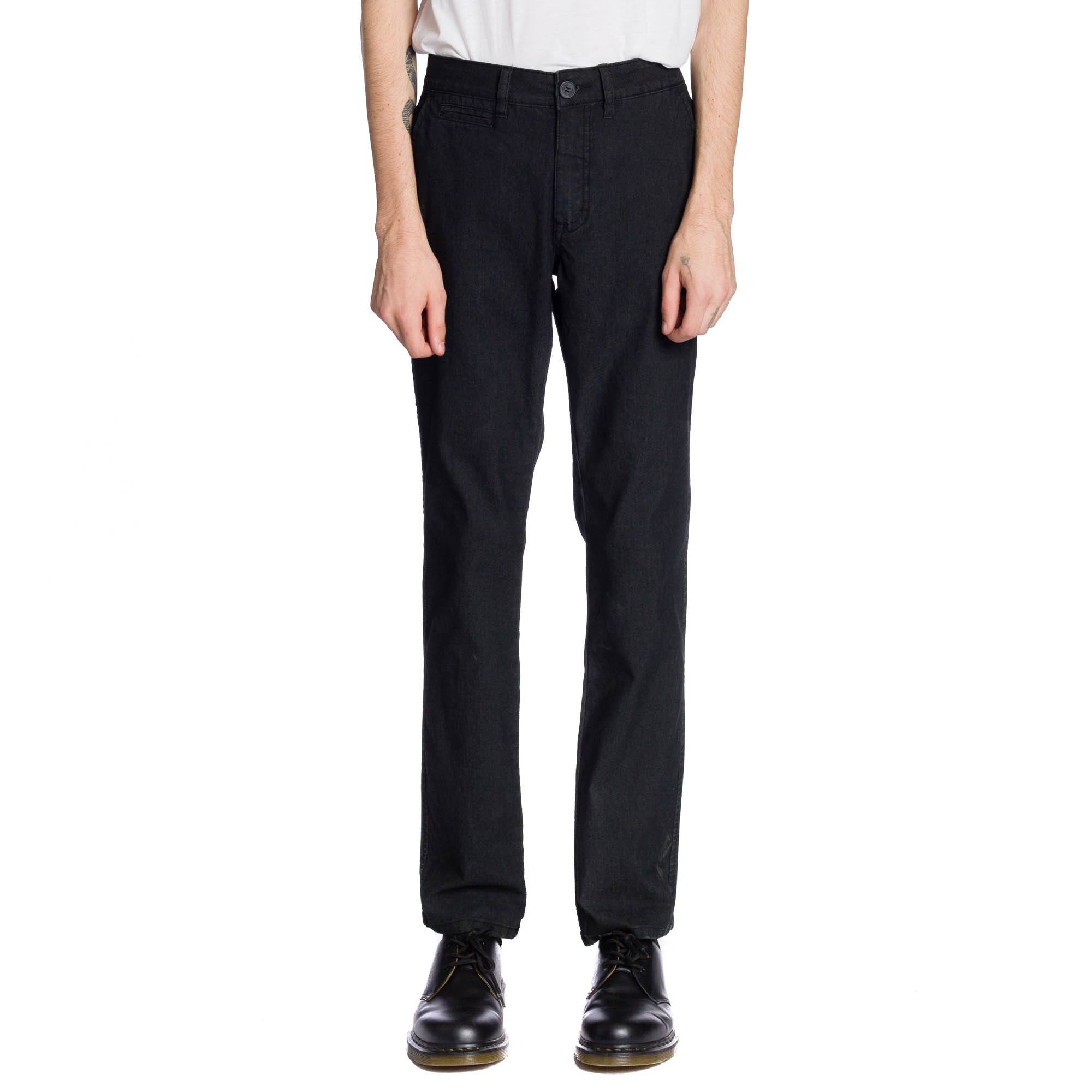 Abbott Pant - Black - Ezekiel Clothing