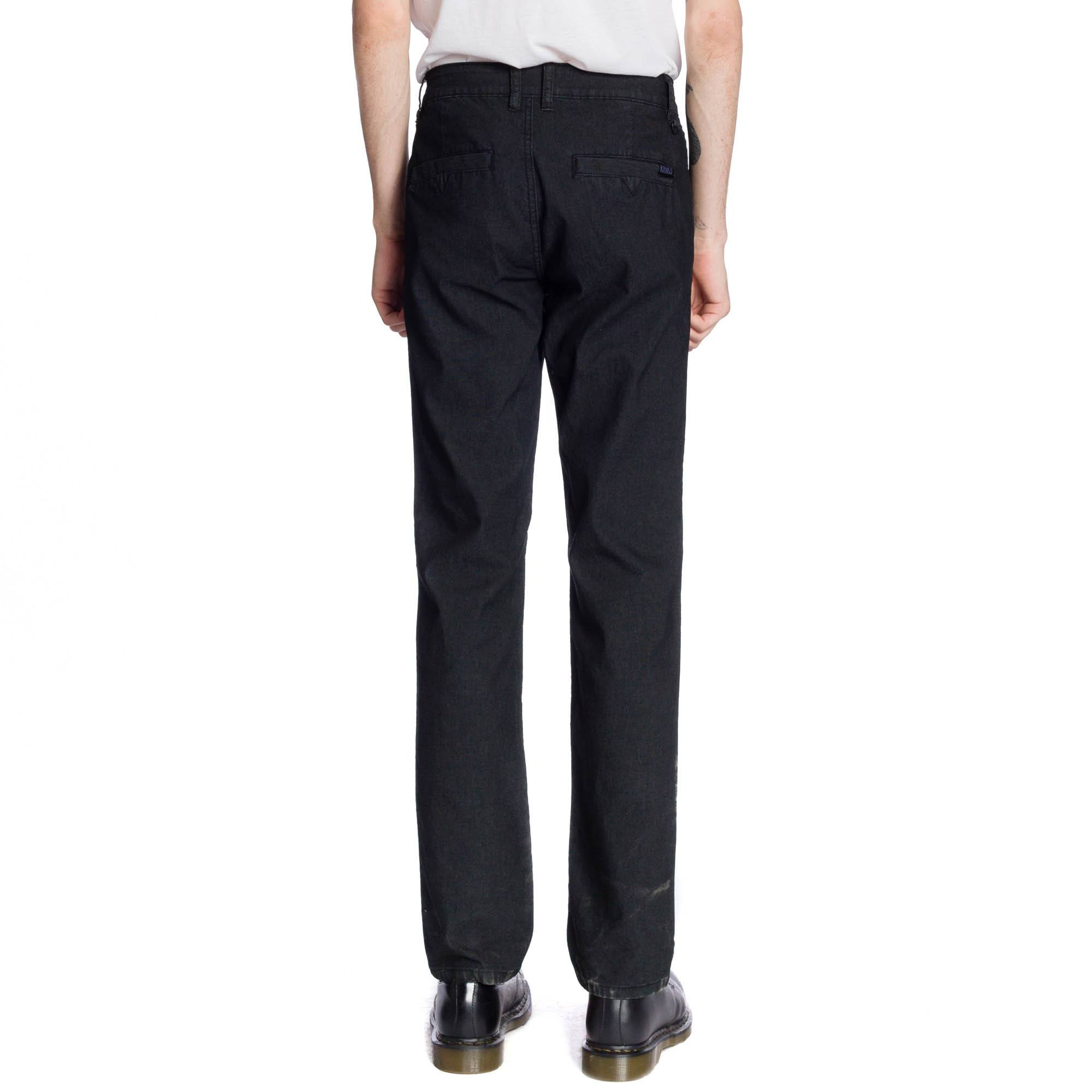 Abbott Pant - Black