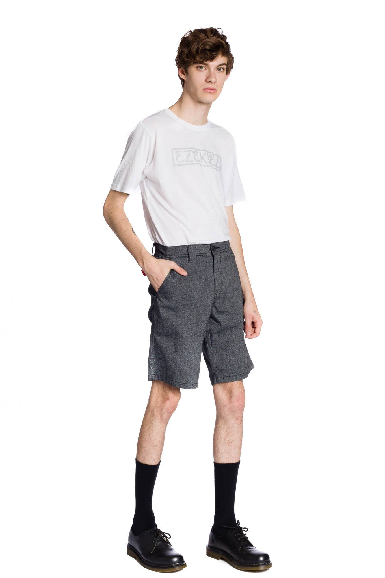 Newsboy Short - Black