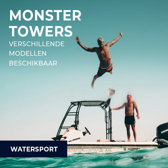 Monster Wakeboard Towers