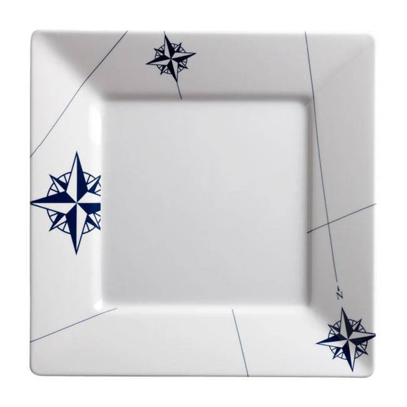 '- Northwind - Vierkant Dinerbord - 25 x 25 cm