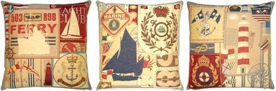 Marine cushion 45x45 s/3