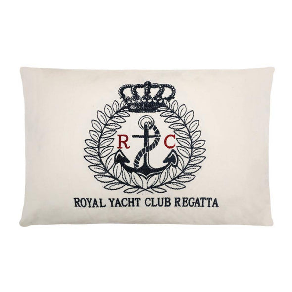 FS Home Collection - Nautisch Kussen Royal Yacht Club