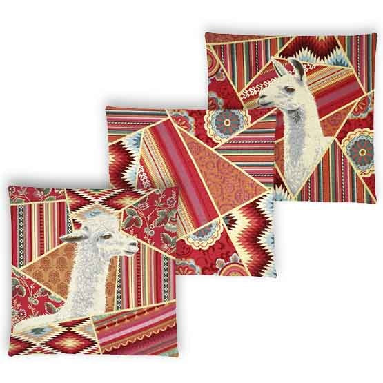 FS Home Collections - Bohemian - Alpaca - Set - 3 - Scherp Geprijsd!