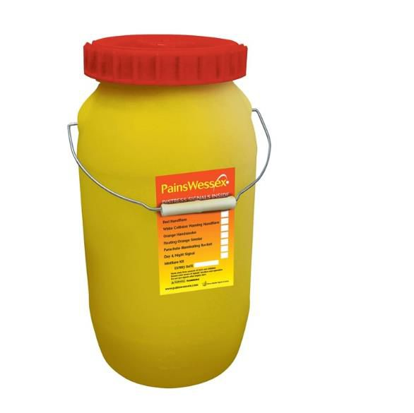 Pains Wessex  Waterdichte opbergcontainer GROOT 12 Ltr
