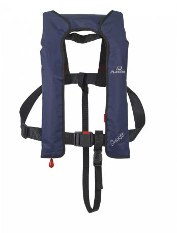 Reddingsvest Quickfit 150N auto navy