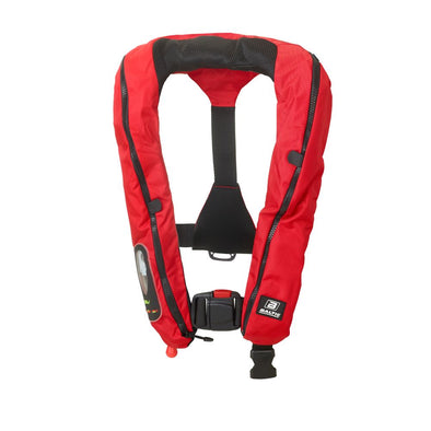 Baltic reddingsvest Legend 165 auto 40-120 kg rood