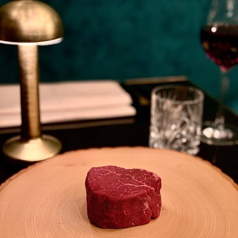 Rinderfilet Irland Hereford (roh) 200g - gras fed