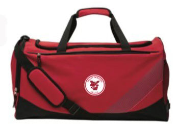 Red Razor Valley Dragons Bag