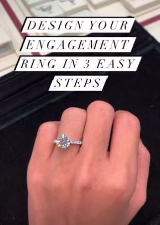 Just Gold Jewellery Design Your Engagement Ring