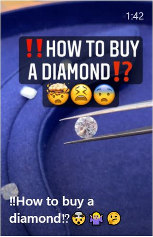 Just Gold Jewellery How To Buy A Diamond