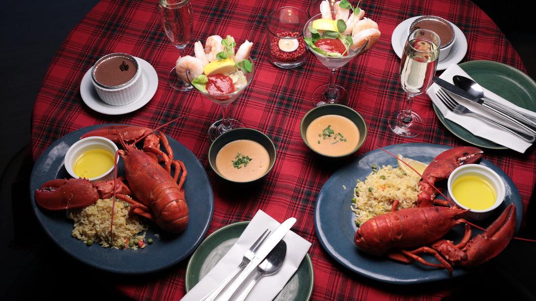 New Year's Eve Lobster Dinner To Go