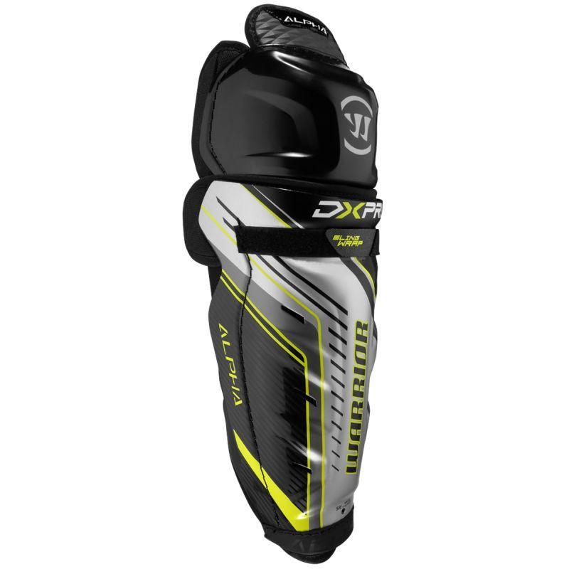 Warrior Alpha DX Junior Shin Guards