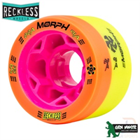 Reckless Morph Wheels (4 pack) - 88a/91a