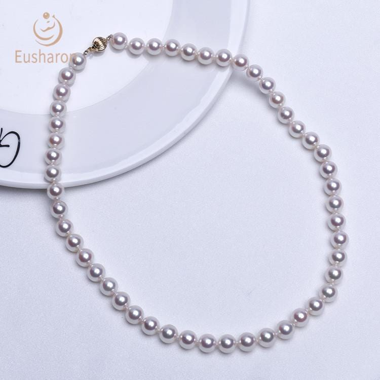 akoya pearl necklaces wholesale