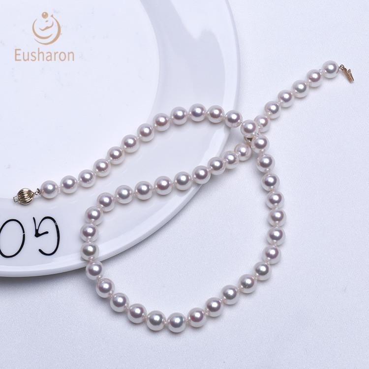 akoya pearl neckalce supply