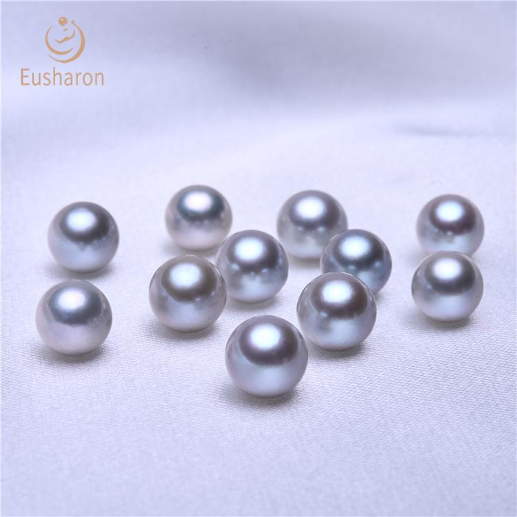 wholesale  round akoya pearls