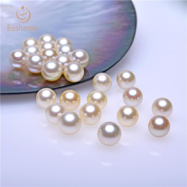 gold akoya pearls wholesale